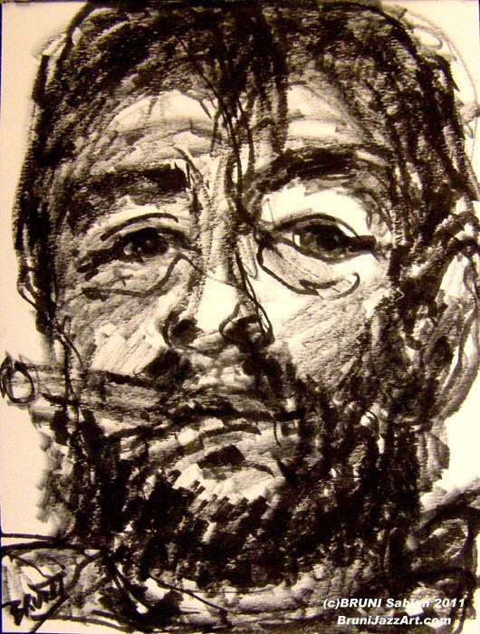 Che Guevara Sketch by BRUNI